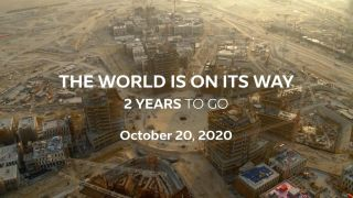 2 Years to Go:The World is On Its Way